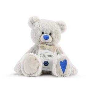 September Birthstone Bear